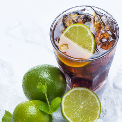 Picture of Spiced Cuba Libre